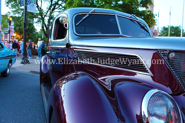 Easton Cruise Night, May 24, 2014