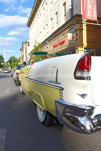 Chevy BelAir Easton Cruise Night June 21, 2014
