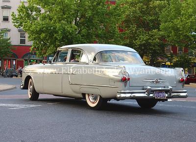 Patrician model Packard Easton Cruise Night  June 21, 2014