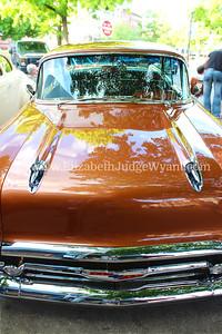 Chevy 1950's Easton Cruise Night June 21, 2014