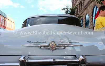Packard, Easton Cruise Night June 21, 2014