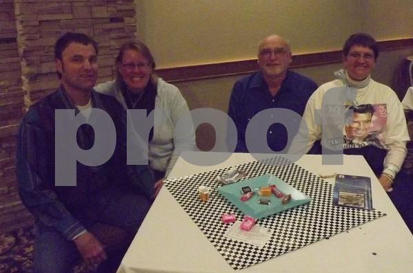 Todd, Randa, Doug, and Ebba Youngberg.