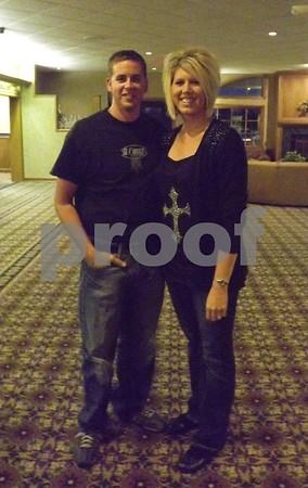 Ryan and Chelshe Schmidt.