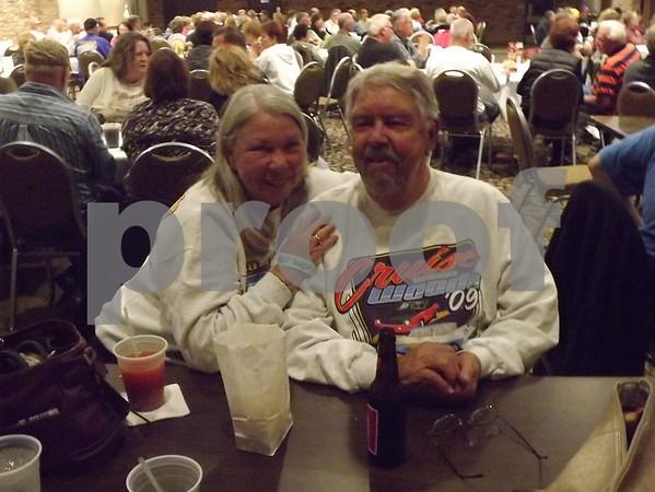 Debbie and John White.