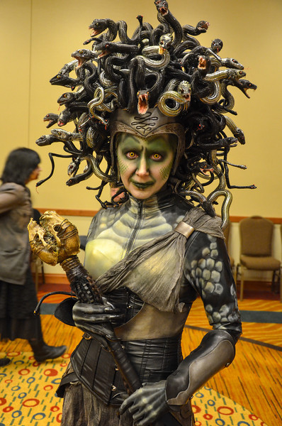 Crypticon Seattle Set 1 2014