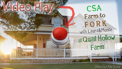 csa from farm to fork dinner video quail hollow farm las vegas moapa valley