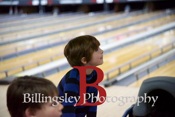 Cub Scouts Bowling Christmas Party