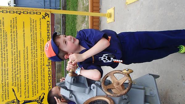 2014 Boy Scout Lexington Trip