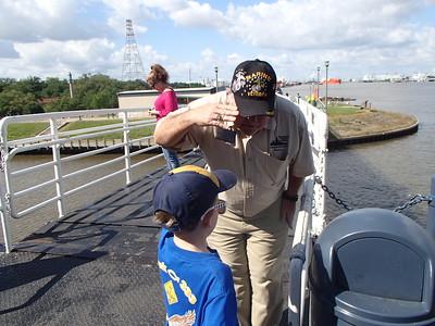 2015 May Battleship Texas