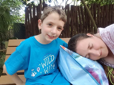 2017 Zoo Wild Winks Scout Trip