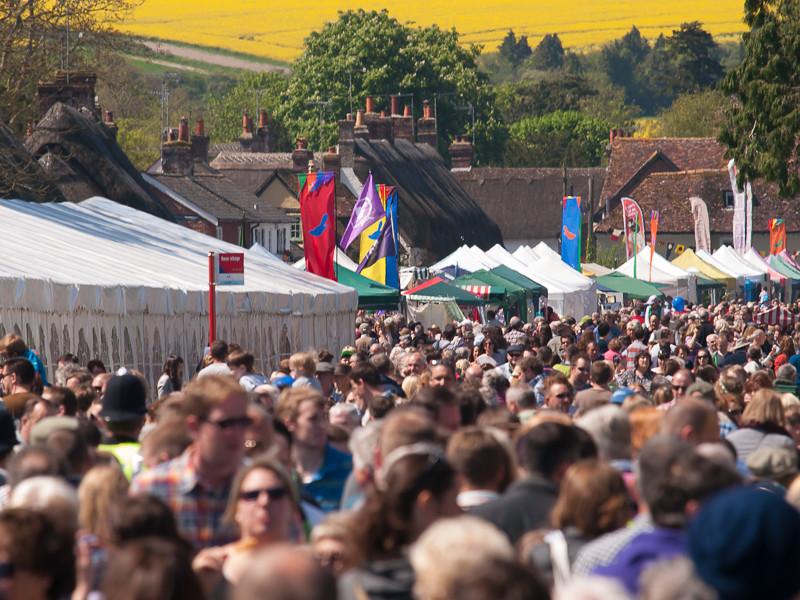 Downton Cuckoo Fair 2014
