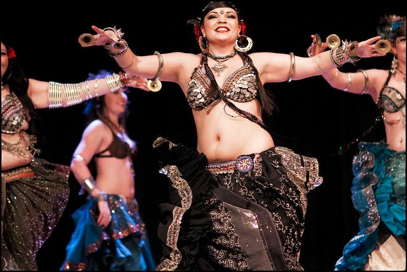 Wild Card Belly Dance