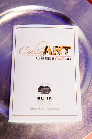 CulinArt: All You need Is Love at Shoal Crossing Event Center