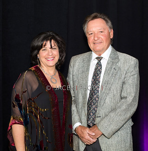 Photo Credit: Jacek Photo. Caption: L-R: Maryanne and Bruce Webber at The Cultural Council of Palm Beach County 2014 Muse Awards at The Kravis Center in West Palm Beach, Fla. on March 13, 2014.