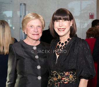 Photo Credit: Jacek Photo. Caption: L-R: Sallie Korman and Sharon Koskoff at The Cultural Council of Palm Beach County 2014 Muse Awards at The Kravis Center in West Palm Beach, Fla. on March 13, 2014.