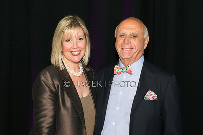 Photo Credit: Jacek Photo. Caption: L-R: President of the Cultural Council Rena Blades and Bruce Beal at The Cultural Council of Palm Beach County 2014 Muse Awards at The Kravis Center in West Palm Beach, Fla. on March 13, 2014.