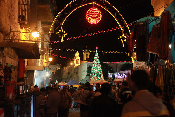 Christmas Eve, Bethlehem