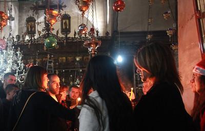Church of the Nativity Manger Square Bethlehem
