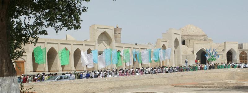 Silk and Spice Festival, Bukhara, Uzbekistan.