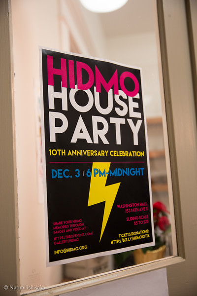 Hidmo House Party