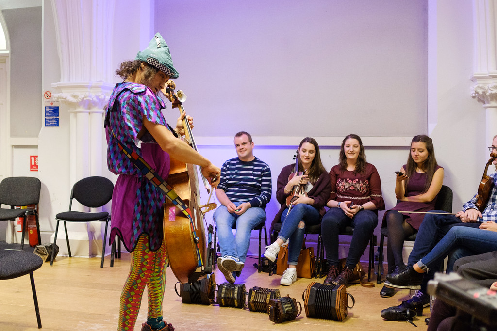 Culture Night 2017 at UCC School of Music & Theatre