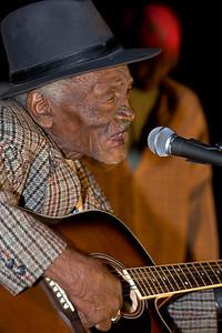 Paul Nabor performing live at Culture Sunday in Dangriga, Stann Creek, Belize.