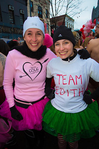 "Ellen and Mary from ""Team Edith"""