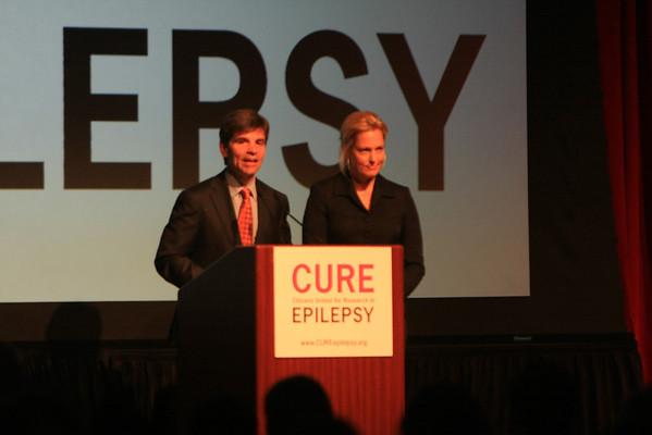 Cure Epilepsy NYC 2011