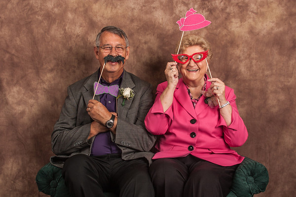 Curtis 50th PhotoBooth