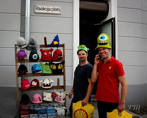Vadims and Ronalds from Jungent Latvia
