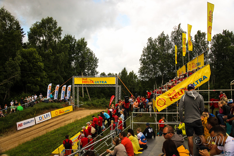 Shell jump stage for Jungent VIP customers