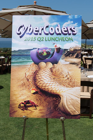 CyberCoders 2015 Q2 Luncheon