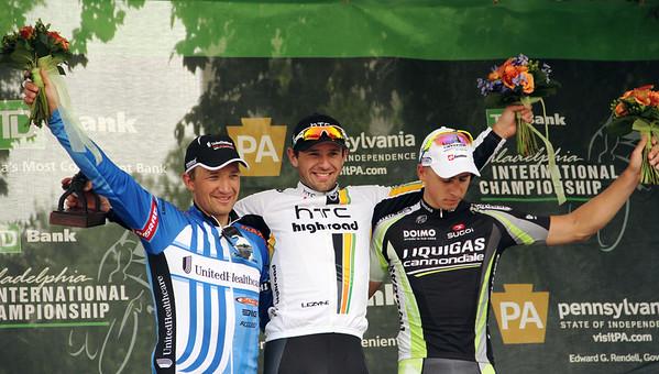 Cycling Championship in Philadelphia 2011