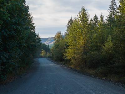 No shortage of roads to explore