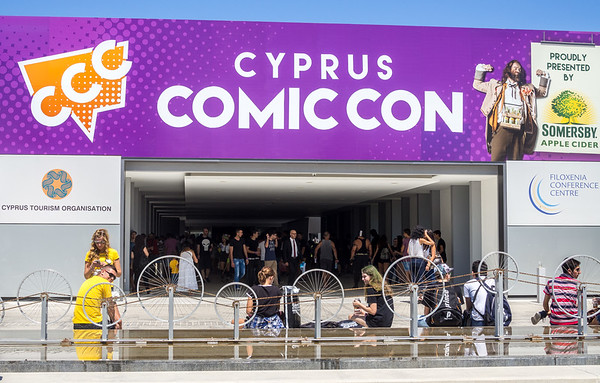 Cypris Comic-Con 2015