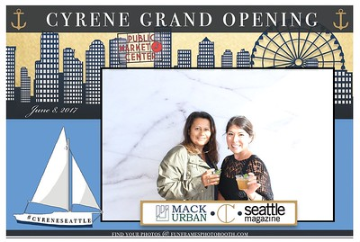 Cyrene Grand Opening