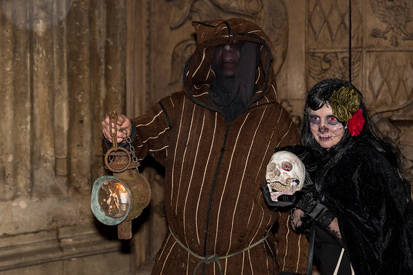 Día de los Muertos, Bath