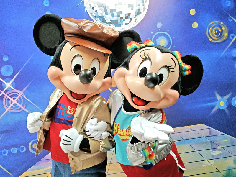 PICTORIAL: D23 Mickey Mouse's Disco Party was a groovy good time!