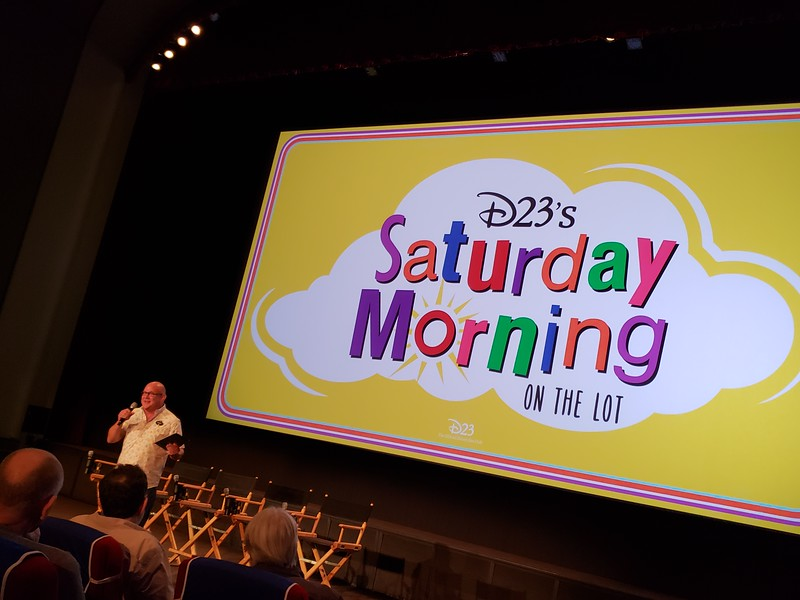 PICTORIAL: One Satisfying Morning! D23 hosts 'Saturday Morning on the Lot' event at Walt Disney Studio