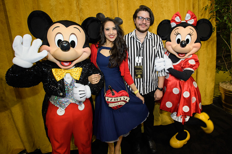 PHOTOS: A look inside D23's 10-Year FAN-niversary Celebration at the Walt Disney Studios!
