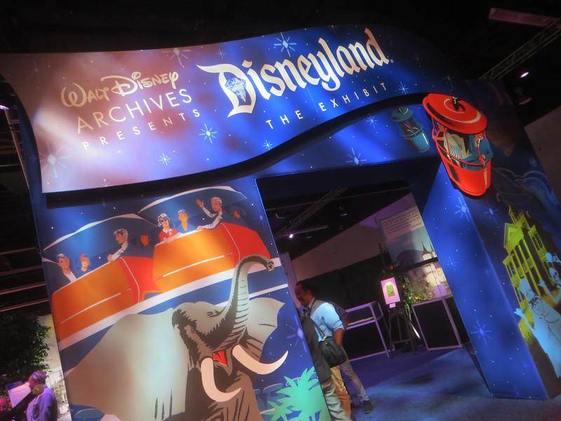 IN DEPTH: Walt Disney Archives Presents DISNEYLAND: THE EXHIBIT at #D23EXPO