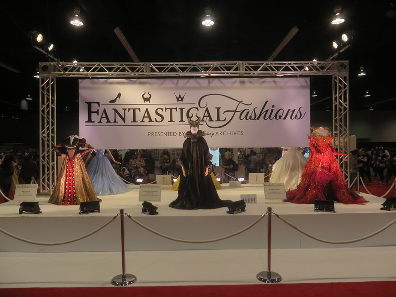 #D23Expo highlights FANTASTICAL FASHIONS with dazzling display of must-see costumes