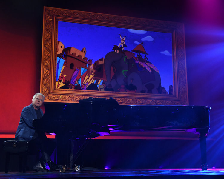 WATCH: 'A Whole New World of Alan Menken' at the #D23Expo