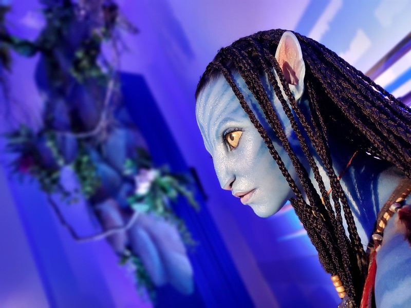 #D23Expo: 'Inside the World of Avatar' brings props, photo-ops, from the wide world of Pandora