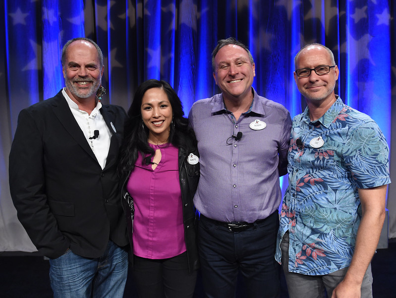 #D23Expo: Joe Rohde moderates Imagineering panel about bringing to life Disney Parks immersive worlds