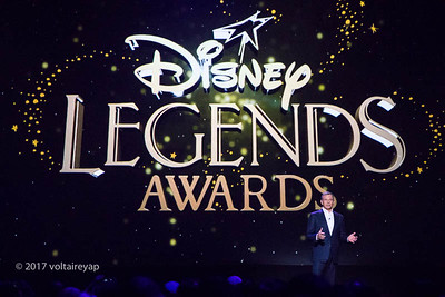 Bob Iger, Chairman and CEO of Walt Disney Company.