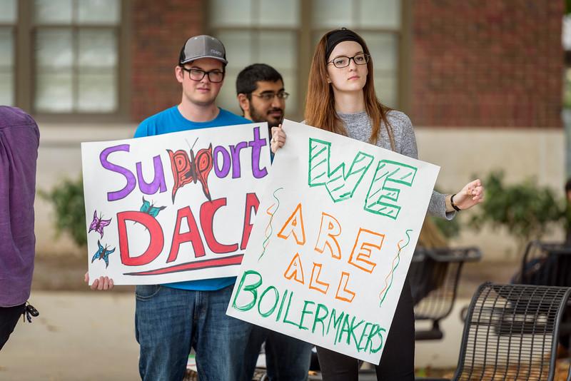9/14/17 DACA Protest