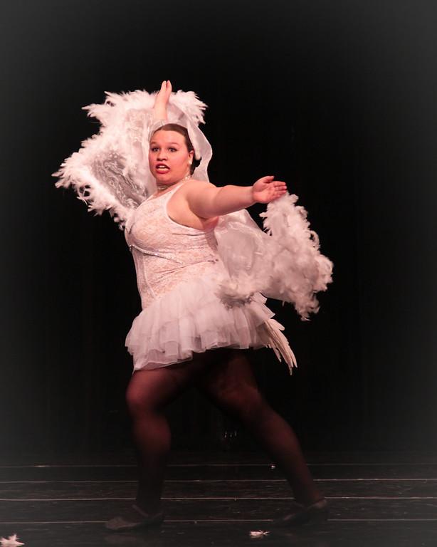 DANCE MARSHALL '15