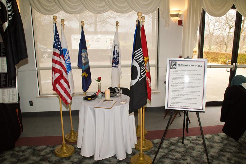 "50th Anniversary of Vietnam, the ""Michigan Vietnam Veteran Traveling Memorial"""