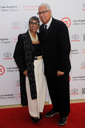 """""""DAWN OF A NEW DAY""""  LOS ANGELES URBAN LEAGUE THE 42ND ANNUAL WHITN EY M YOUNG AWARDS DINNER HELD AT THE BEVERLY HILTON ON MAY 15, 2015 .Photo by Valerie Goodloe"""